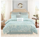Nobrand No Brand Kashmir 8 Piece Distressed Paisley Comforter Set
