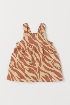 H&M Overall Dress - Orange