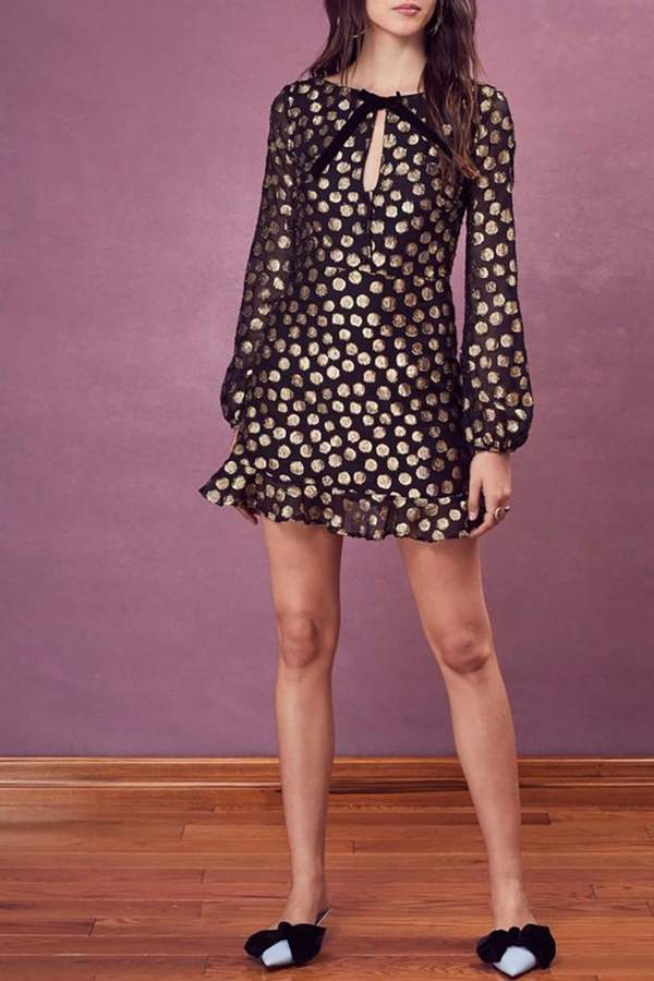 For Love & Lemons Lottie Bell Dress
