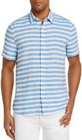 Michael Bastian Stripe Button-Down Shirt
