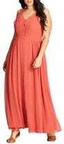 City Chic Plus Size Women's Willow Maxi Dress
