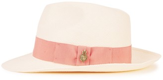 Christys London Notting Hill ivory panama hat