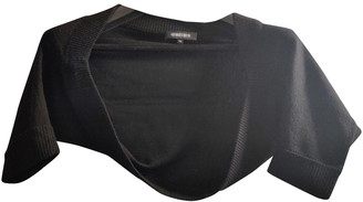 Georges Rech Black Cashmere Knitwear