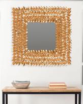 Safavieh Borghese 25 in. x 25 in. Square Framed Mirror