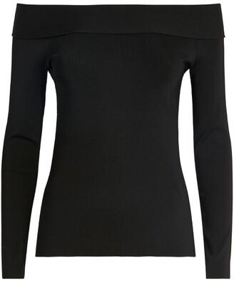 Victoria Beckham Off-The-Shoulder Top