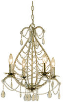 AF Lighting Belinda Four-Light Mini Chandelier