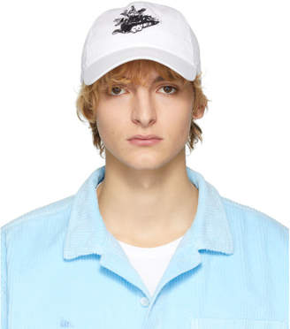 Nike ERL White Edition Six-Panel Witch Cap