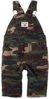 Carter's Baby Boy Camouflage Overalls