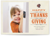 Minted Turkey Meatloaf Thanksgiving Cards