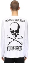 Mastermind World Ambition Boxie L/s Cotton Jersey T-shirt