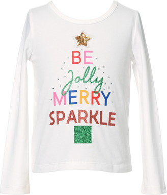 Truly Me Kids' Jolly Holiday Top