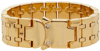 Alyx Gold Track Link Bracelet