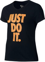 Nike Just Do It Graphic-Print T-Shirt, Big Girls (7-16)