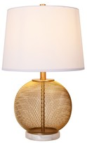 Cupcakes And Cashmere Cupcakes & Cashmere Mesh & Marble Table Lamp