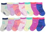 Osh Kosh Girls 4-7 7-pk. Days of the Week Crew Socks