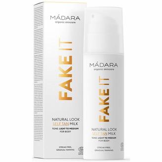 Madara FAKE IT Natural Look Self-Tan Milk 150ml