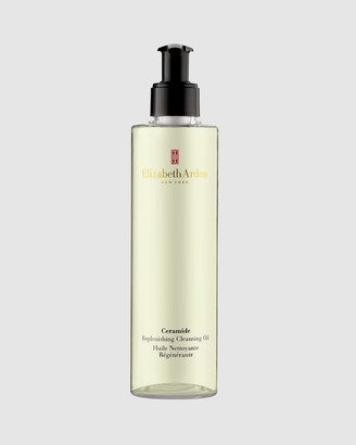 Elizabeth Arden Women's White Oil Cleansers - Ceramide Replenishing Cleansing Oil 200ml - Size One Size, 200ml at The Iconic
