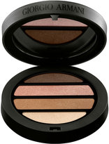 Armani Beauty Bronze Eye Shadow Quatour