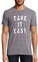 Sol Angeles Take It Easy Heathered Tee