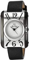 Glam Rock Women's GR80010 Icon Analog Display Swiss Quartz Black Watch