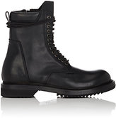 Rick Owens Men's Low Army Boots