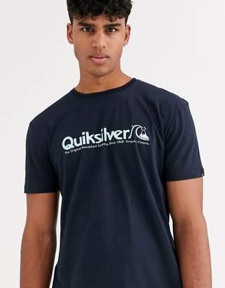 Quiksilver Modern Legends t-shirt in black