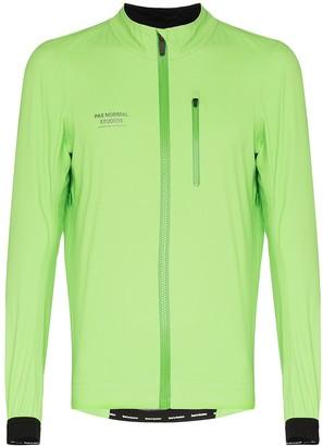 Pas Normal Studios Shield windbreaker jacket