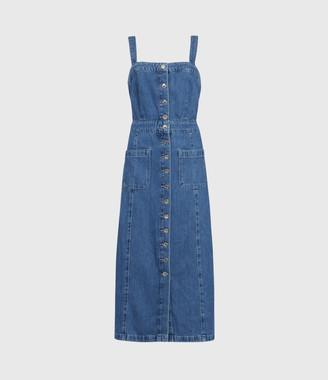 AllSaints Elsie Denim Dress