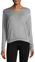 Heidi Klum Intimates Cozy Mornings Sweatshirt