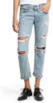 Rag & Bone Women's Boyfriend Jeans