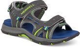 Merrell Little Boys' or Toddler Boys' Panther Sandals