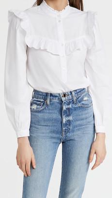 Veronica Beard Jeans Sonnet Shirt