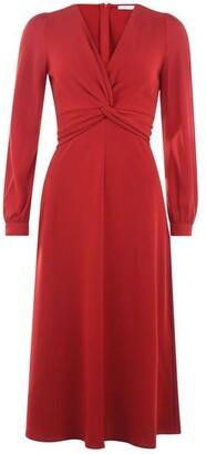 Iblues Maxi Long Sleeve Dress