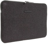 Juicy Couture 15 Laptop Sleeve - Glitter (Black) - Bags and Luggage