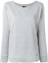 Woolrich boat neck sweatshirt - women - Cotton - S
