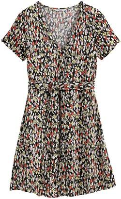 Only Animal Print Short Dress