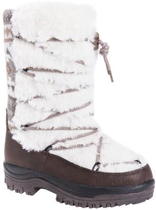Muk Luks Short Snowboots - Massak