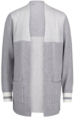 Betty and Co Ribbed Cardigan