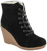 Lord & Taylor Design Lab Valleau Suede Wedge Boots