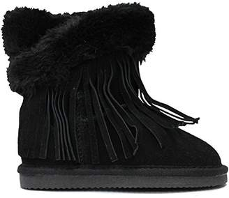 Lamo Kid's Fringe Wrap Fashion Pull On Boot (Little Kid/Big Kid)