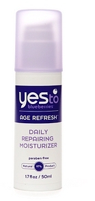 Y.e.s. to Blueberries Age Refresh Daily Repairing Moisturizer