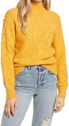 Vero Moda Bobble Knit Sweater
