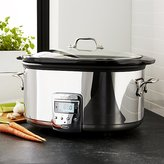 Crate & Barrel All-Clad ® 6.5 qt. Slow Cooker