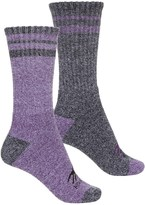 High Sierra Full-Cushion Boot Socks - 2-Pack, Crew (For Women)