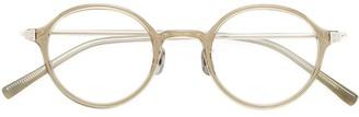 Eyevan 7285 Round Frame Glasses