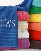 Lacoste Solid-Color Towels