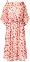 LK Bennett L.K.Bennett Marnie Silk Printed Dresses