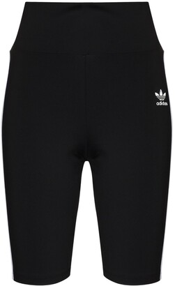 adidas Three-Stripe Detail Shorts