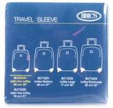 Bric's 21-Inch Transparent Luggage Cover for BLF/BAE Spinner