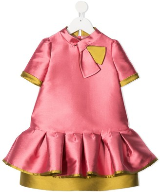 Mi Mi Sol Ruffled Dress
